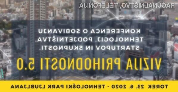 Konferenca o sobivanju tehnologij, podjetništva, startupov in skupnosti