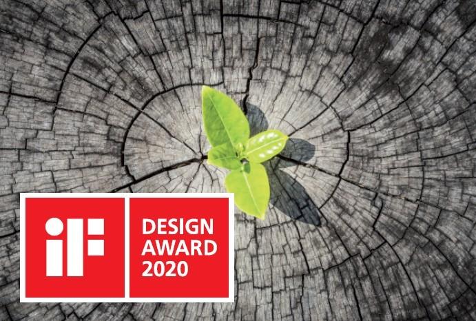 iRobot je prejemnik večih nagrad za najboljše oblikovalske dosežke in izdelke v letu 2020.