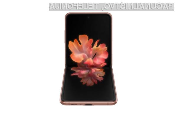 Novi Samsung Galaxy Z Flip 5G je še boljši od predhodnika!