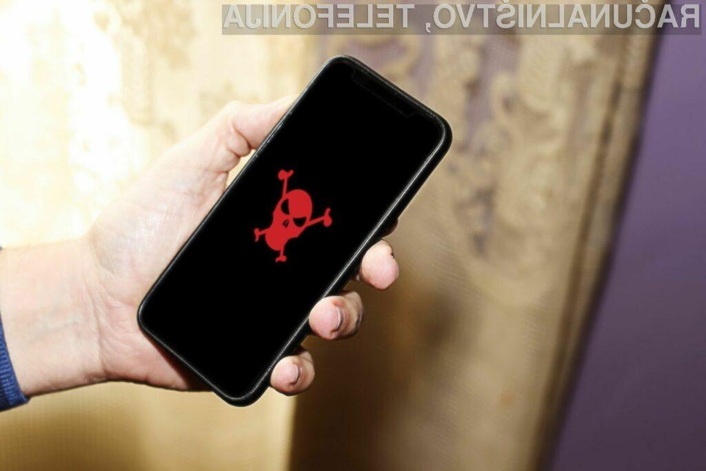 Zlonamerna koda BlackRock iz mobilne naprave Android izmakne vse, kar lahko - gesla, dostop do podatkov in številke kreditnih kartic.