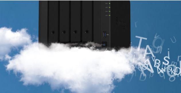 Synology hramba v oblaku