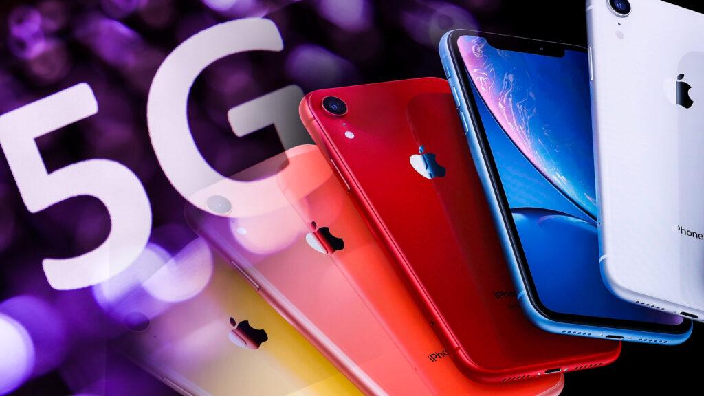 Bo iPhone 12 Applov prvi 5G telefon?