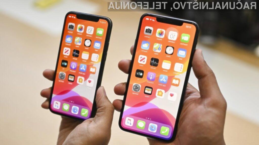 Vaš naslednji pametni mobilni telefon iPhone 11 bi lahko bil izdelan kar v Indiji!