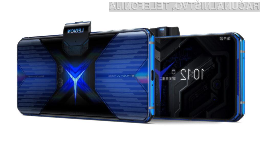 Lenovo presenetil z enim najboljših telefonov za igranje iger!