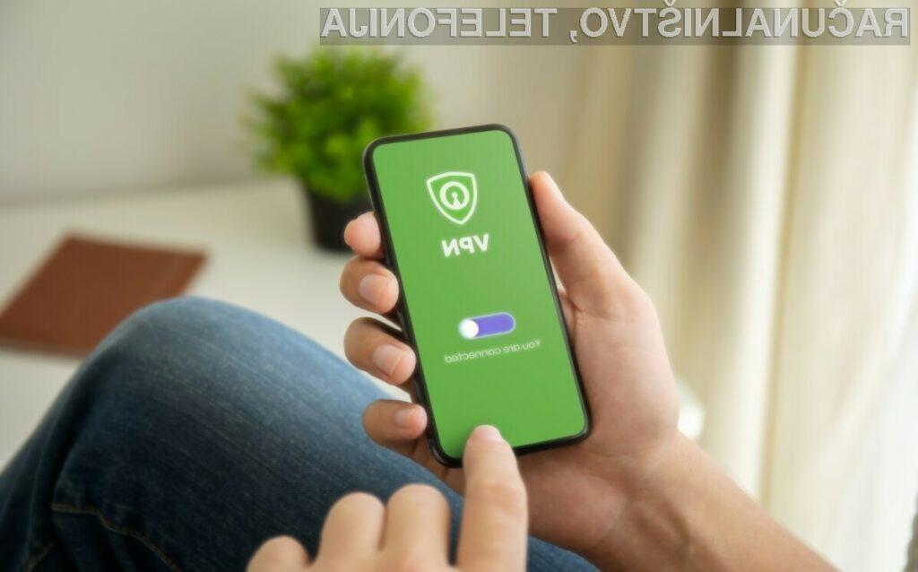 Ponudnikom storitev VPN ne gre slepo zaupati.