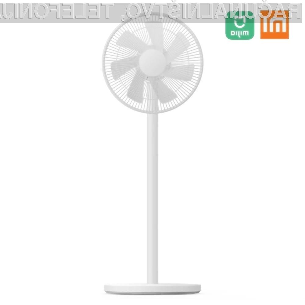 Ventilator Xiaomi Mijia DC Standing Fan je lahko naš že za zgolj 70,79 evrov.