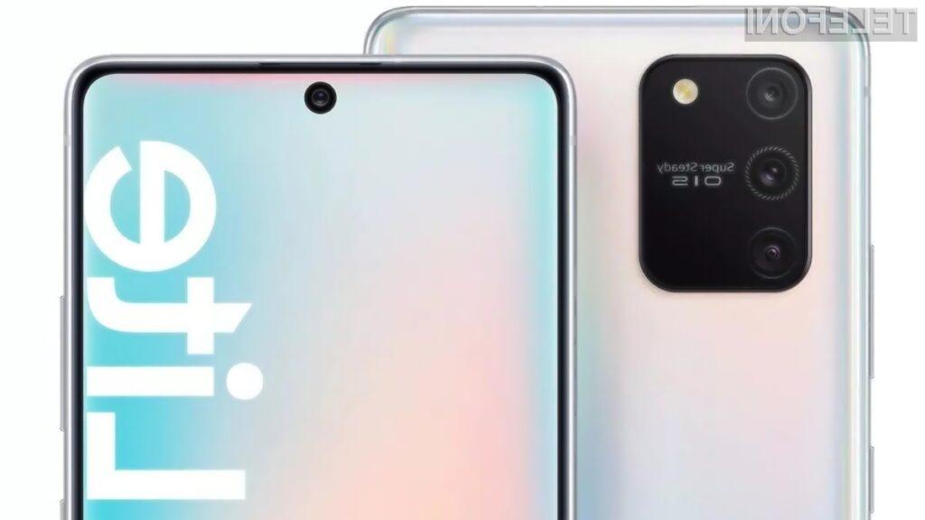 Samsung Galaxy S20 Lite naj bi bil precej cenejši v primerjavi z obstoječimi modeli družine Galaxy S20.