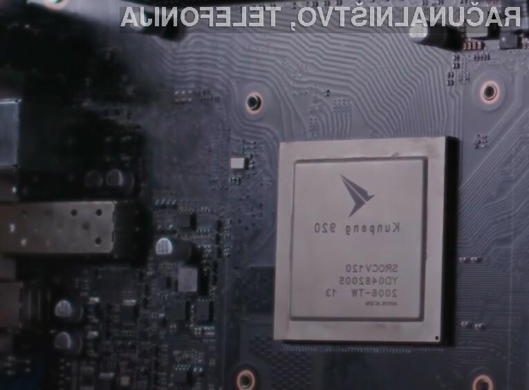 Huawei z novim procesorjem za osebne računalnike!