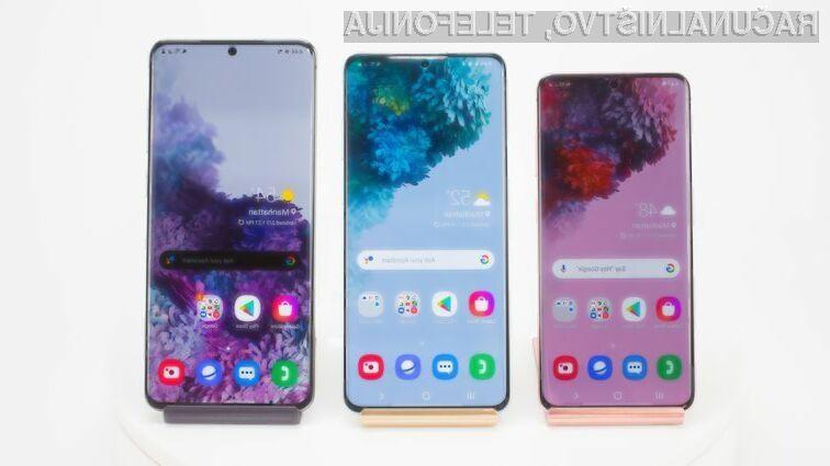 5G telefoni v letu 2020: Galaxy Note 20, Pixel 5, OnePlus Nord, LG Velvet in še več (1. del)