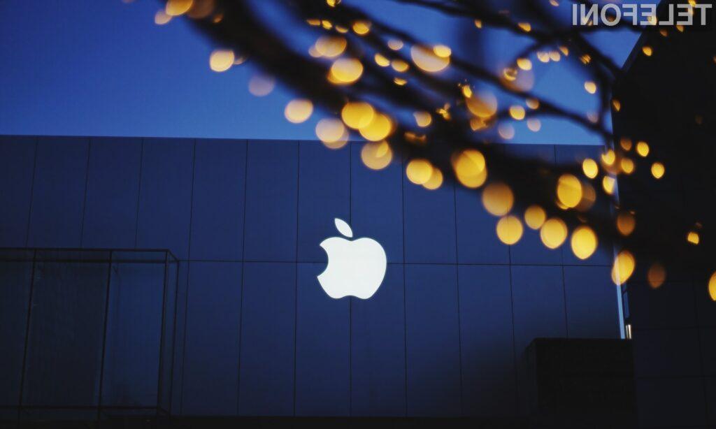 Apple postal prvo podjetje na svetu s tržno vrednostjo 2000 milijard dolarjev
