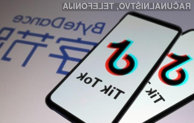 Microsoft bi s prevzemom lahko ohranil delovanje storitve TikTok na ameriškem trgu.