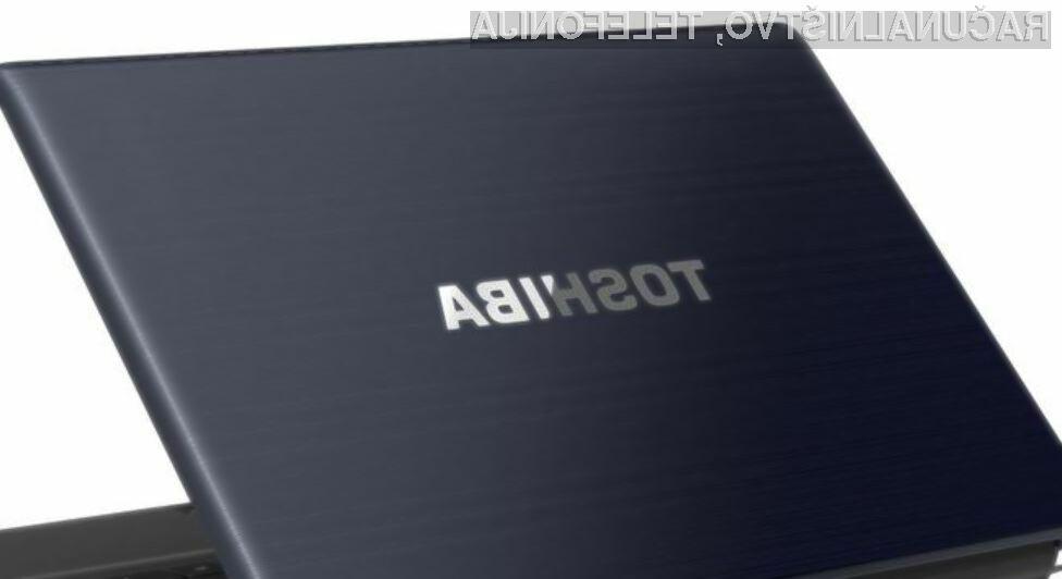 Ko govorimo o trgu prenosnih računalnikov, je bila Toshiba od nekdaj soliden konkurent.
