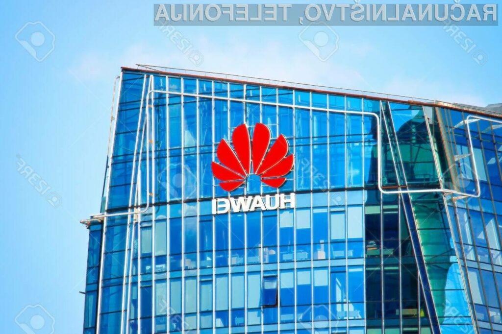 Huaweijeva 5G oprema uspešno prestala preverjanje GSMA za zagotavljanje varnosti omrežne opreme