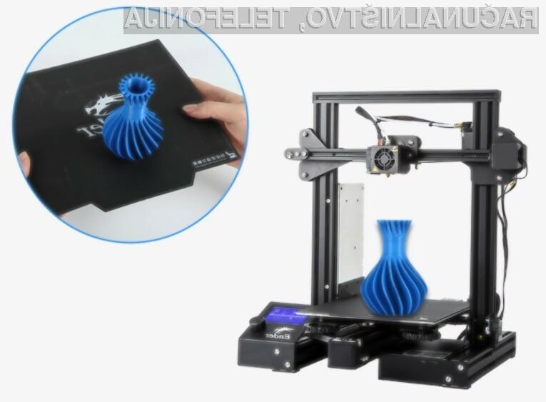 3D tiskalnik Creality Ender-3 Pro