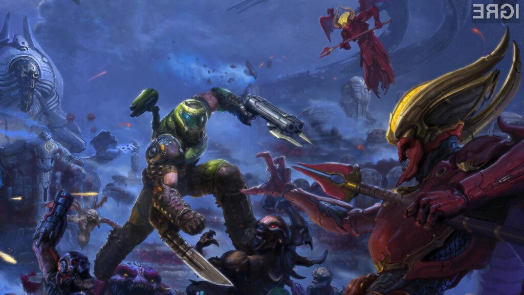 Za igranje razširitve ne bo potrebno imeti Doom Eternal.