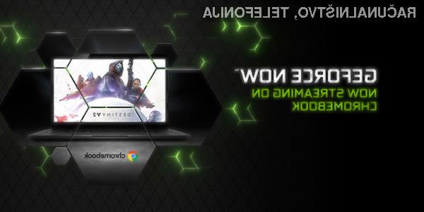 Igranje naprednih iger je odslej mogoče tudi na računalniških sistemih Chromebook.