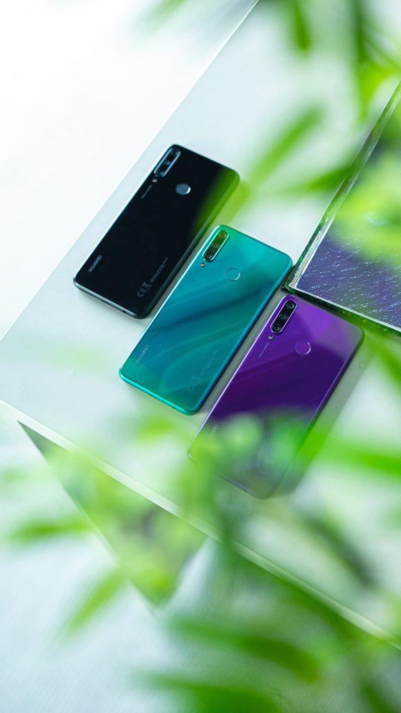 Odlična kamera, baterija in navdušujoča oblika naprav družine Huawei Y po dostopni ceni
