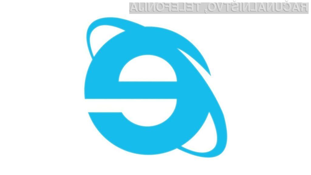 Internet Explorer 11 bo čez slabo leto ostal brez vseh posodobitev, vključno varnostnih.