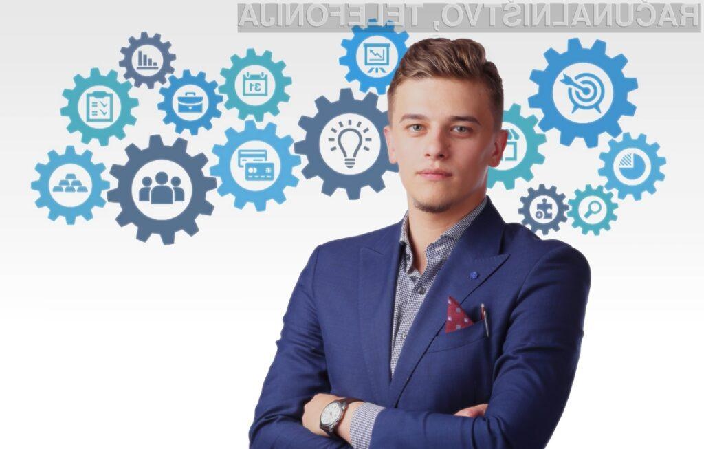 Podjetja začela z virtualnimi pripravništvi za mlade