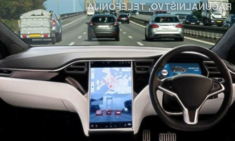 Avtonomna vozila bodo za vožnjo imela na voljo celo lastno cesto.