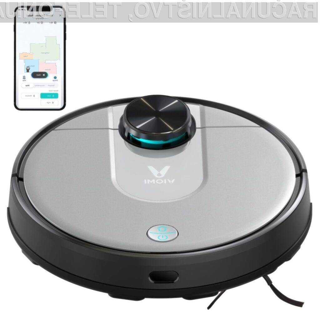 Pametni robotski sesalnik Xaomi Viomi V2 Pro!