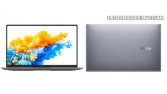 Prenosni računalnik Honor MagicBook Pro Ryzen Edition 2020 bodo zlahka kos tudi zahtevnejšim nalogam.