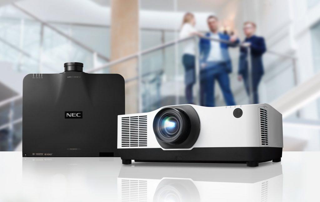 Novi super tihi laserski projektorji