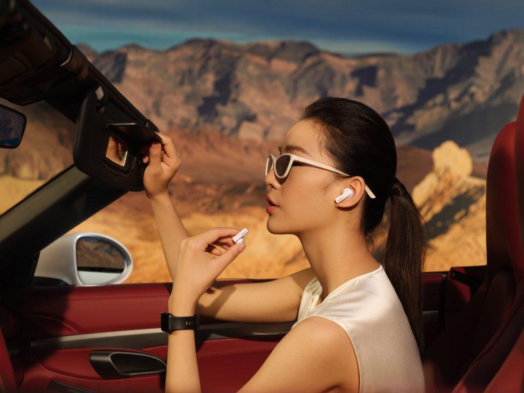 Huawei predstavil dvoje vrhunske slušalke z aktivnim dušenjem hrupa