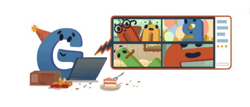 Največji spletni brskalnik Google vsako sekundo prejme več kot 40 tisoč poizvedb.