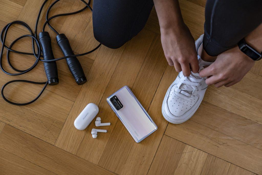 Bodite v vrhunski formi z revolucionarnim Huaweiem – naj bo zdravo življenje vaš #NovZačetek