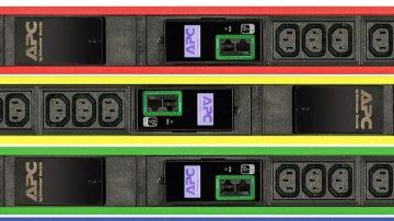 Schneider Electric je predstavil novo serijo APC Easy Rack PDU s prilagodljivim nadzorom moči
