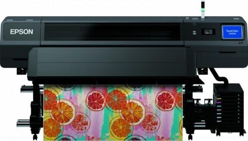 Epson predstavlja svoj prvi tiskalnik velikega formata, ki uporablja črnila Resin Ink na osnovi smole