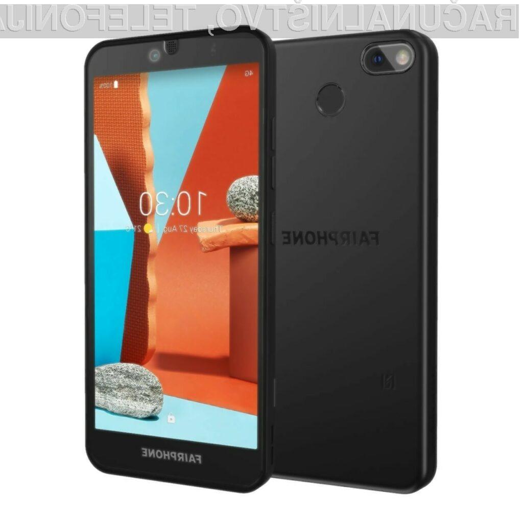 Novi Fairphone 3+ je že navdušil marsikaterega ljubitelja čistega okolja.