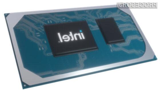 Procesorji Intel Tiger Lake bodo znatna pohitrili delovanje prenosnikov Chromebook.