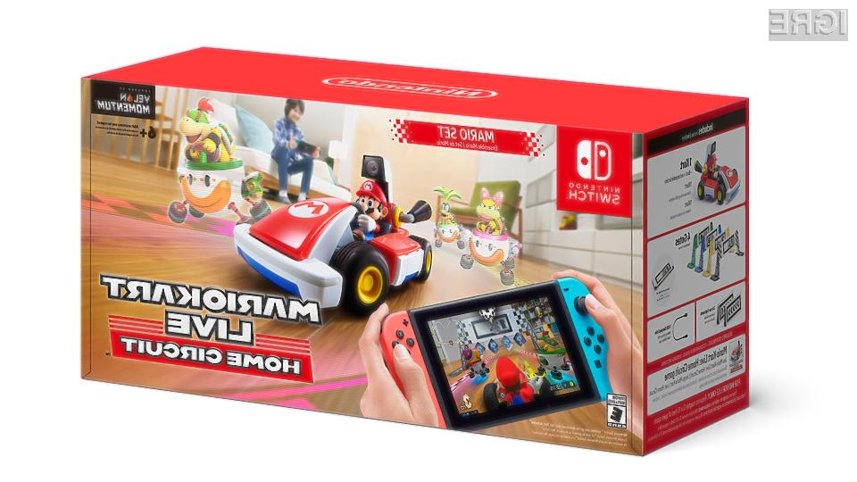 Pri novem Mario Kartu Nintendo stavi na obogateno resničnost.