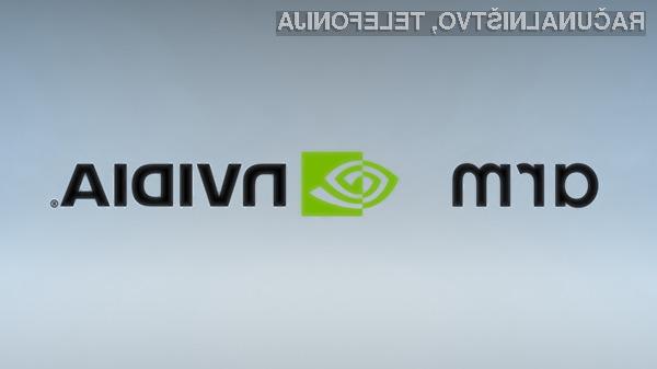 Nvidia postala lastnik podjetja ARM!