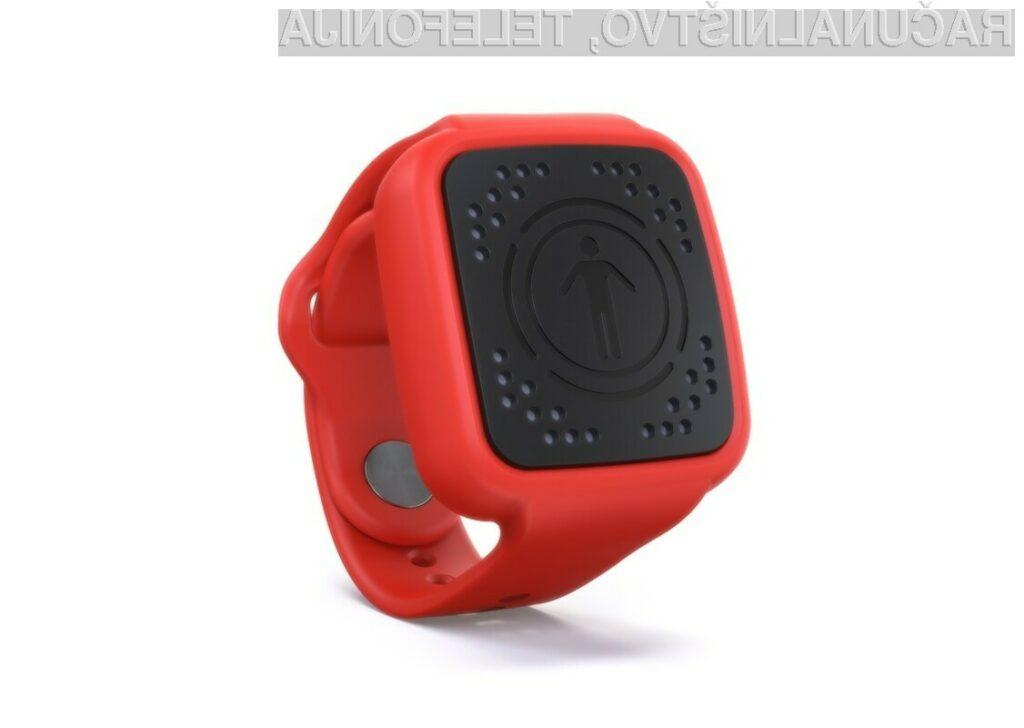 IK Multimedia Safe Spacer bo zaposlenim v pomoč, da se bodo držali primerne varnostne razdalje.