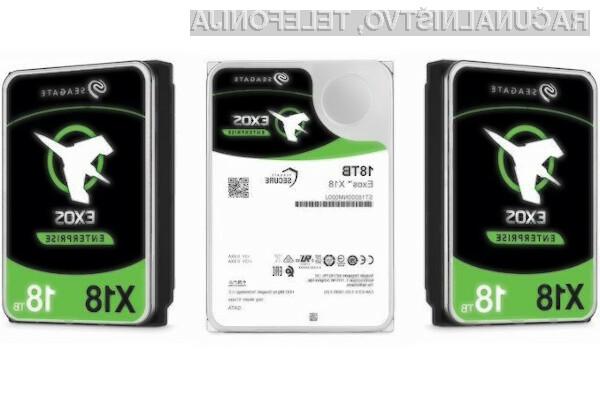 Tu je trdi disk kapacitete 18 TB!