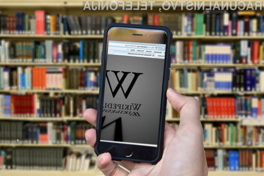 Wikipedia bo prvič spremenila izgled strani