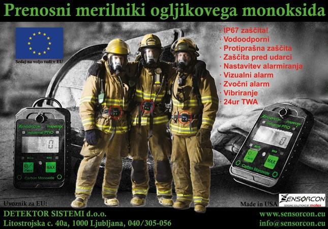 Javljalnik_EiElectronic_CO