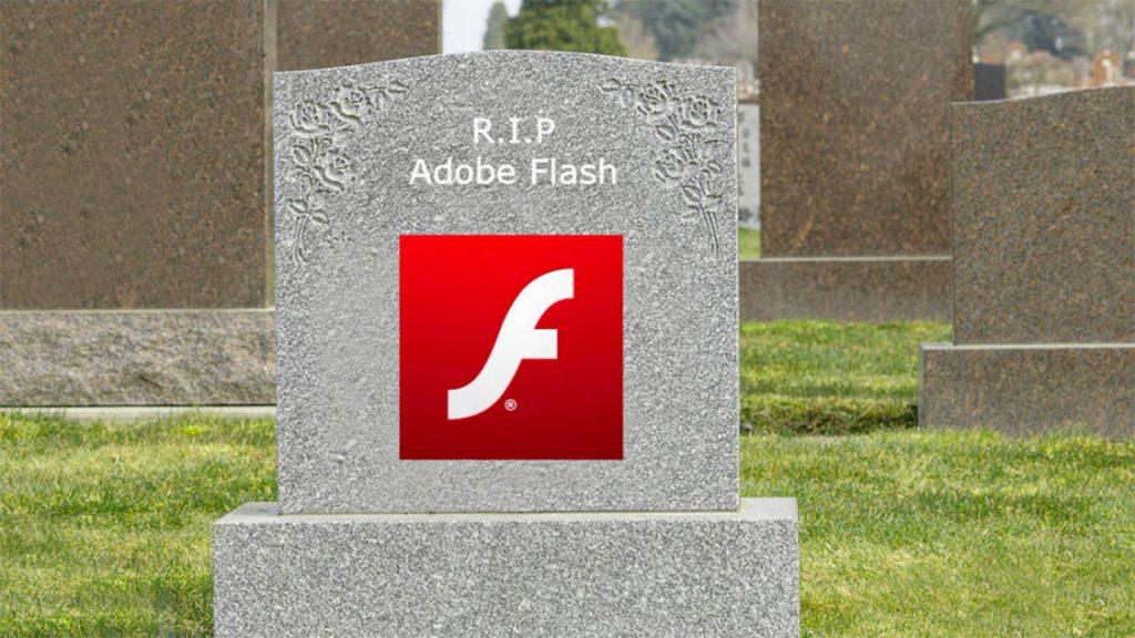 Tehnologija Adobe Flash bo kmalu postala zgodovina.