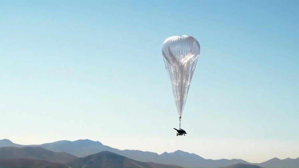 Internetni balon Alphabet Loon je v zraku »preživel« kar dolgih 312 dni!