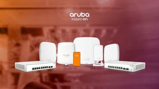 Prihranite z Aruba Instant On promocijami