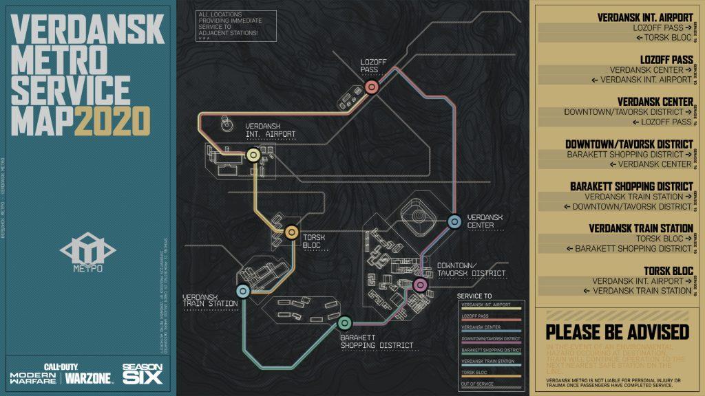 Podzemna železnica je najnovejša pridobitev Verdanska.