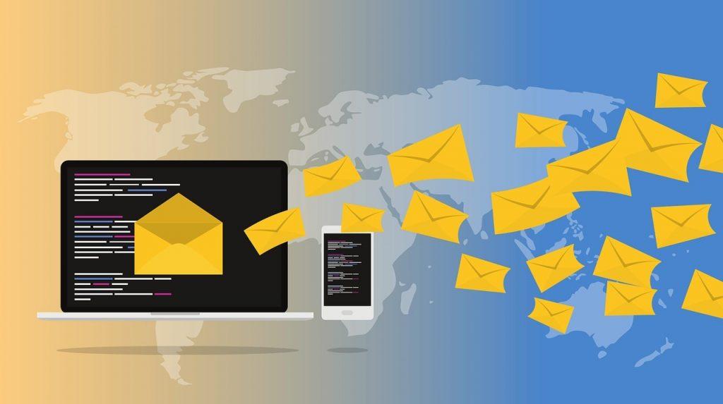 Kako upravljati z elektronsko pošto?