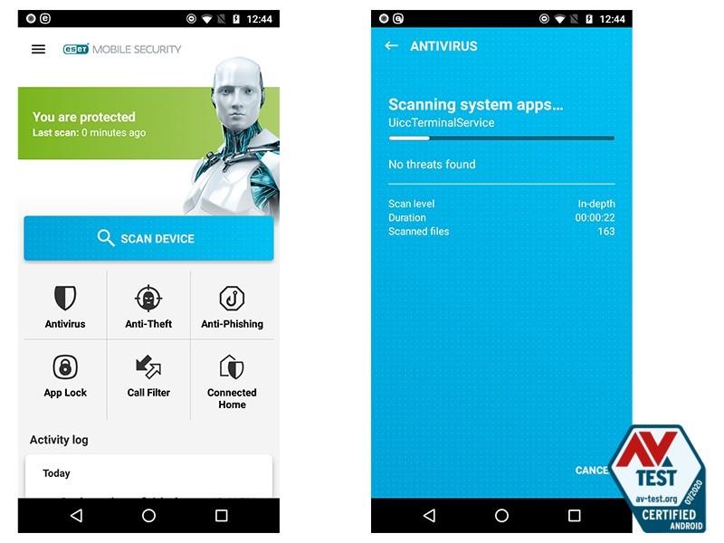 ESET Mobile Security prepoznan za najboljšo mobilno varnostno rešitev