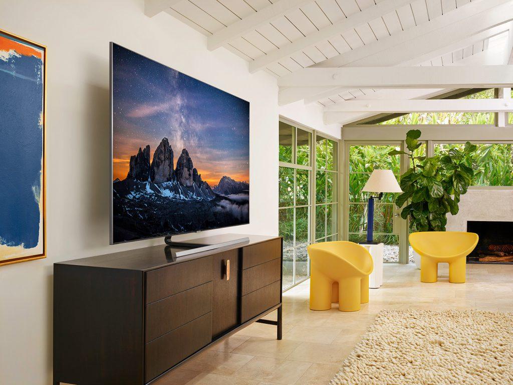 Samsung QLED televizorji vedo, kako razvajati uporabnike