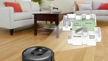 Edinstvena čistilna tehnologija in še pametnejša aplikacija