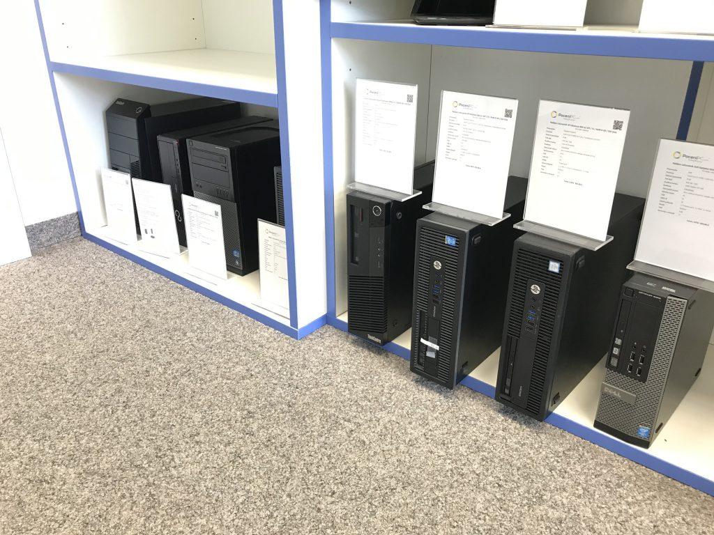 Delovanje delovne postaje je boljše in bolj zanesljivo od namiznega računalnika.
