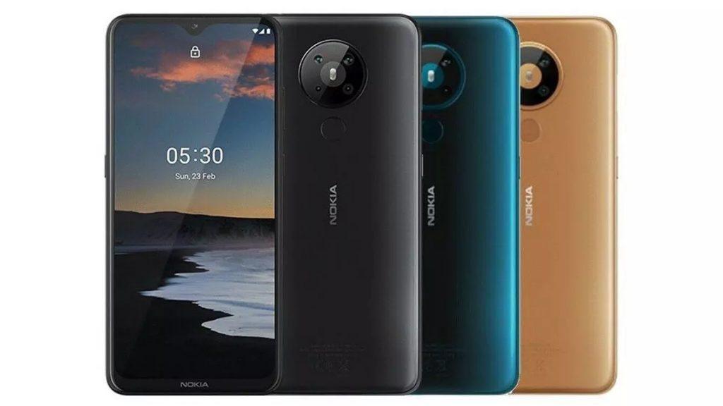 Android 11 se bo odlično prilegal pametnemu mobilnemu telefonu Nokia 5.3.